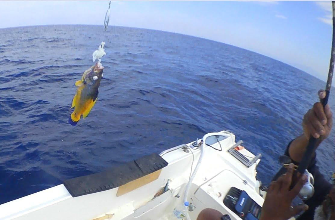Ψάρεμα στην Σάμο